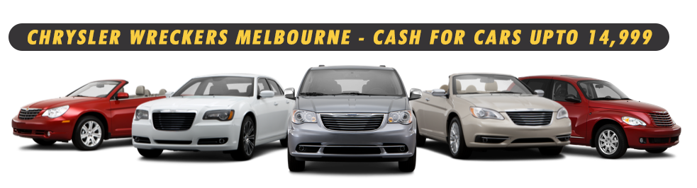 chrysler wreckers melbourne cash for cars